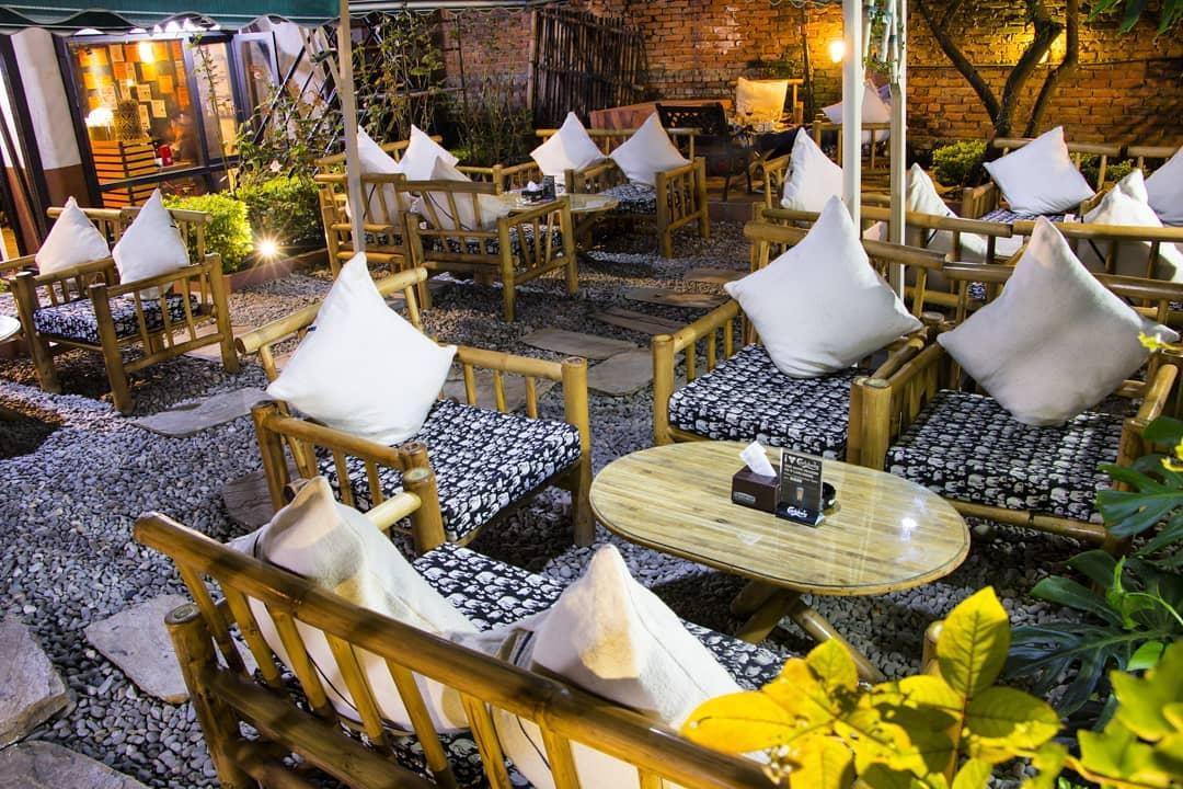 Jhamsikhel Restaurants