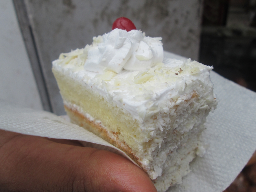 foods to try in Basantapur  Shree Kumari Bakery pastry