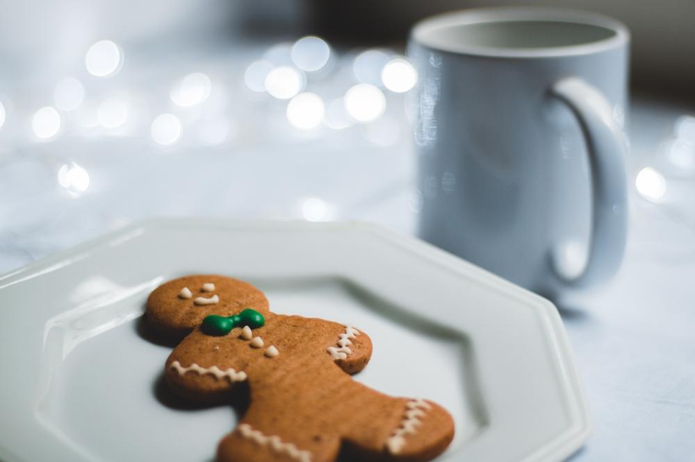 Christmas Foods Gingerbread-cookie
