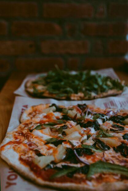 Five Best Pizzeria Places in Kathmandu